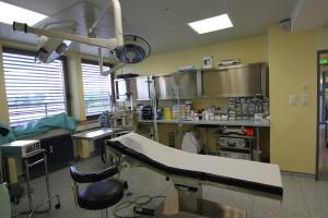 OP, Lasermedizin, Operationsraum