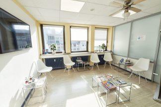 Laser Zentrum Essen, Wartezimmer